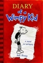 Diary of a Wimpy Kid: A Novel in Cartoons, Book 1