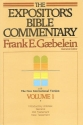 The Expositor's Bible Commentary Complete Set (OT & NT), 12 Volumes (Volumes 1-12)