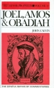 Joel, Amos & Obadiah (Geniva Series of Commentaries)