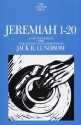The Anchor Bible Commentary: Jeremiah 1-20