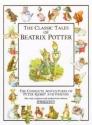 THE CLASSIC TALES OF BEATRIX POTTER: THE 23 ORIGINAL PETER RABBIT BOOKS