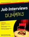 Job Interviews For Dummies (For Dummies (Career/Education))