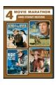 4 Movie Marathon: James Stewart Western Collection