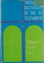 Theological Dictionary of the Old Testament, Vol. 2