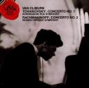Tchaikovsky: Concerto No. 1/Rachmaninoff: Concerto No. 2