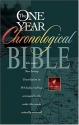 The One Year Chronological Bible, NLT
