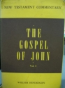 The Gospel of John (Volume 1) (New Testament Commentary)