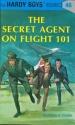 The Secret Agent on Flight 101 (The Hardy Boys, No. 46)