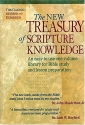 The New Treasury of Scripture Knowledge: An easy-to-use one-volume library for Bible study and lesson preparation.