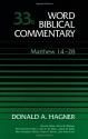 Word Biblical Commentary Vol. 33b, Matthew 14-28
