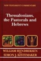 New Testament Commentary:Exposition of Thessalonians, the Pastorals, and Hebrews