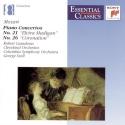 Mozart: Piano Concertos K.467 & 537; Variations K.265