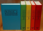 The Complete Works of Francis A. Schaeffer, Vols. 1 thru 5