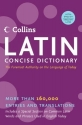 Collins Latin Concise Dictionary (Collins Language)