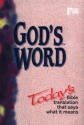 God's Word: Today's Bible Translation That Says What It Means (God's Word Series)