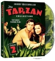 The Tarzan Collection Starring Johnny Weissmuller, Vol. 2