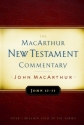 John 12-21 MacArthur New Testament Commentary (Macarthur New Testament Commentary Serie)