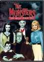 The Munsters: Two-Movie Fright Fest -  - (Munster, Go Home! & The Munsters' Revenge)