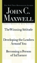 Maxwell 3-in-1 Special Edition (The Winning Attitude / Developing the Leaders Around You / Becoming a Person of Influence)