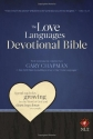 The Love Languages Devotional Bible, Hardcover Edition (New Living Translation)