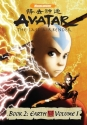 Avatar The Last Airbender - Book 2 Eart...