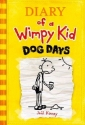 Diary of a Wimpy Kid: Dog Days, Book 4