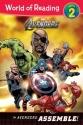 The Avengers: Assemble! (Level 2) (World of Reading: Level 2)