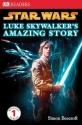 Luke Skywalker's Amazing Story (DK READERS)