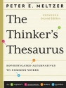 The Thinker's Thesaurus: Sophisticated ...