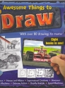 Awesome Things to Draw : With Over 80 Drawings to Master