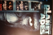Planet of the Apes Triple Feature 3 Dvd Set Widescreen
