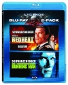 Running Man / Red Heat [Blu-ray]