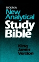 KJV - Dickson's New Analytical Study Bible