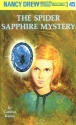 The Spider Sapphire Mystery (Nancy Drew Mystery Stories, No 45)