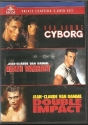 Van Damme Triple Feature - Cyborg / Death Warrant / Double Impact