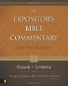 The Expositor's Bible Commentary: Genesis-Leviticus (Expositor's Bible Commentary)