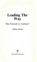 Leading the way: The Church or culture?