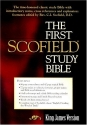 KJV First Scofield Study Bible