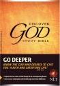 Discover God Study Bible: New Living Translation