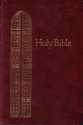 Holy Bible - Giant Print - Reference Bible with Concordance - Red Letter Edition - King James Version (885CBG Burgundy - Leatherflex Gilded Gold Page Edges)