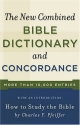 New Combined Bible Dictionary and Concordance (Direction Bks)