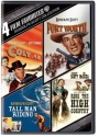 4 Film Favorites: Randolph Scott Collection