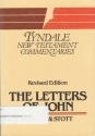 Letters of John (Tyndale New Testament Commenta)