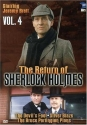 The Return of Sherlock Holmes, Vol. 4 - The Devil's Foot / Silver Blaze / The Bruce Partington Plans