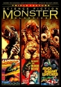 Science Fiction Monster Classics Triple Feature