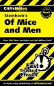 CliffsNotes on Steinbeck's Of Mice and Men (Cliffsnotes Literature Guides)