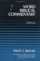 Word Biblical Commentary Vol. 7, Joshua  (butler), 350pp