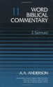 Word Biblical Commentary Vol. 11, 2 Samuel  (anderson), 342pp