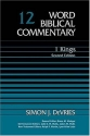 1 Kings: Second Edition (Word Biblical Commentary)