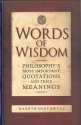 Words of Wisdom: Inspiring Insights of the Great Philosophers